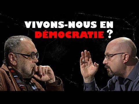 Vivons-nous en démocratie ?