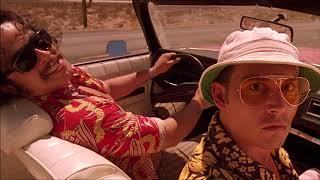 Fear and Loathing in Las Vegas full soundtrack mix