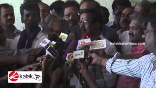 Kalaipuli S Thanu Team Nominations For Producer's Council Elections