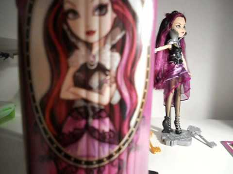 ever after high review...