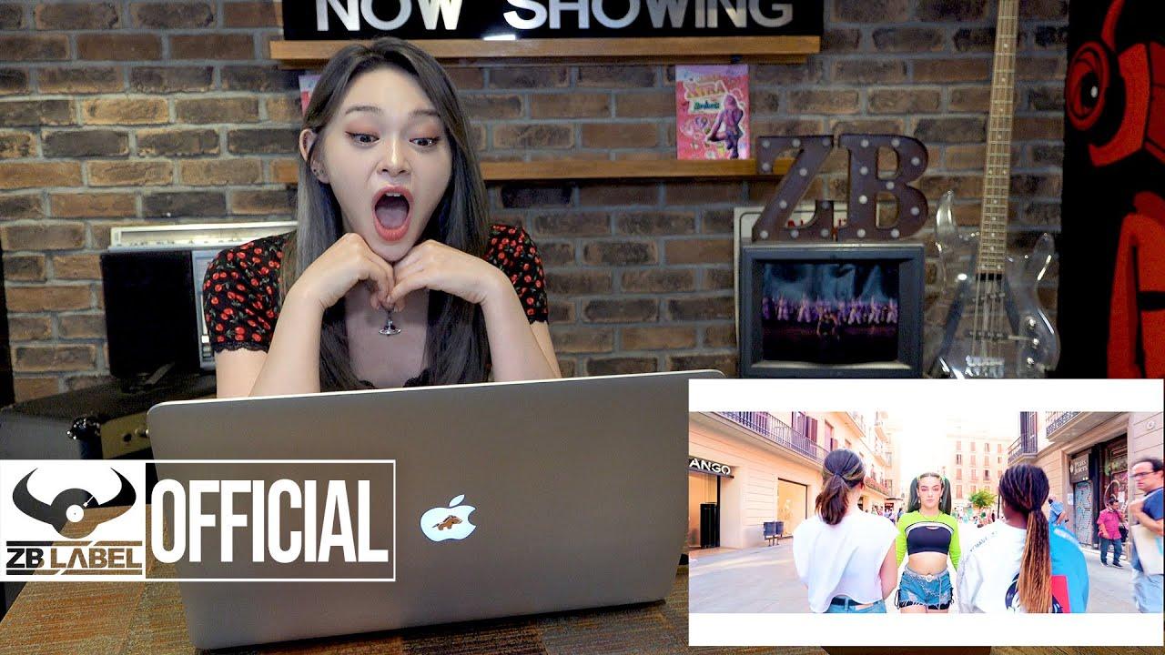 AleXa (알렉사) Reacts To 'Xtra' Fan Covers