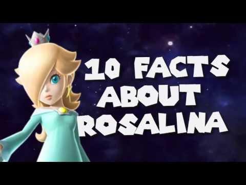 Top 10 - Curious Facts About Rosalina