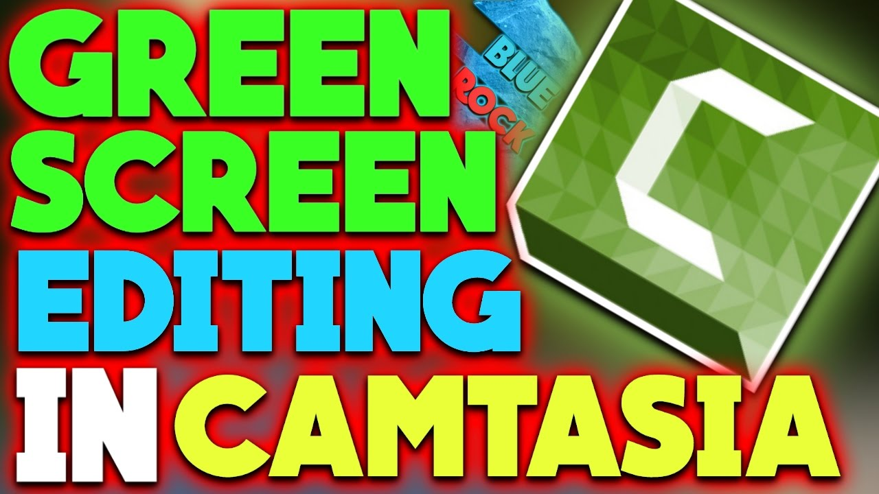Green screen editing in camtasia studio | How to apply ...