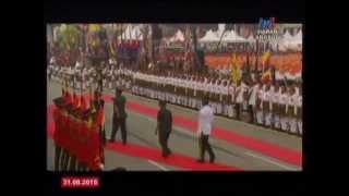 RTM Perbarisan Hari Kebangsaan Malaysia 2015 (National Day Parade)