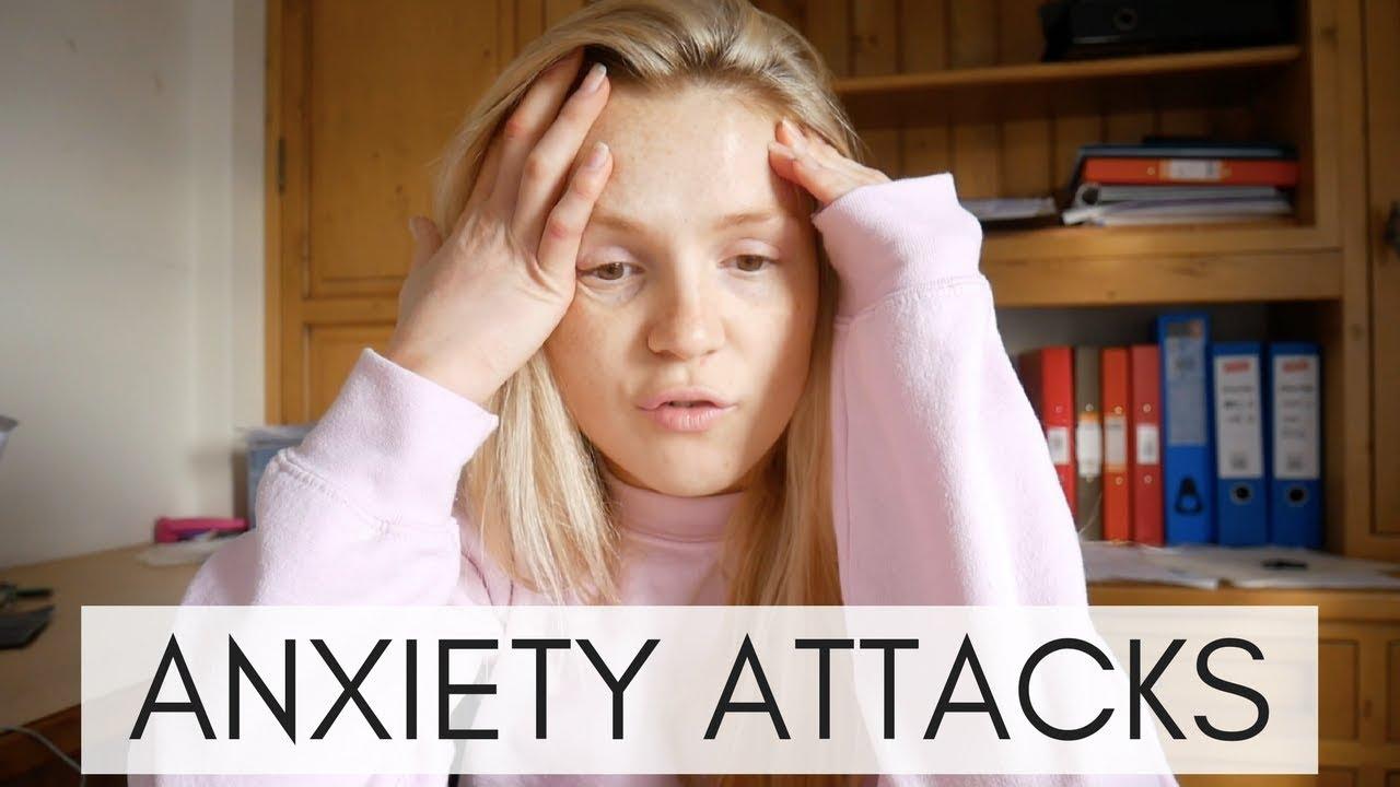 10+ YEARS Of Panic Attacks... Anxiety Disorder: My Story ...