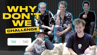 Limelights Control Why Don't We For A Day!