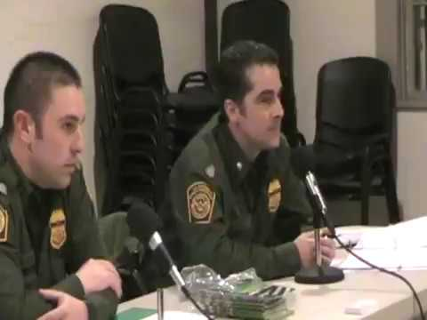 Border Patrol try to justify their actions against Citizens
