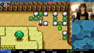 Bomberman Tournament any% in 1:33:30