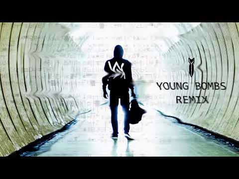 Alan Walker   Faded Young Bombs Remix HD, 1280x720