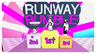 """Kembarannya Fashion Famous 😄"" | Roblox Runway Rumble Indonesia"