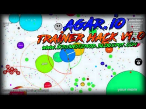 Agar.io - Trainer Hack v1.0 Download