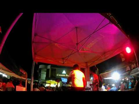DJMoreMoney and ZJAlkapone outta Afrikan Vybz in New Amsterdam, Berbice, Guyana PART 1