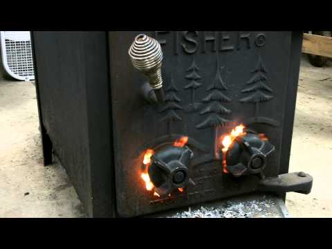 - A Whuffing/ Back Puffing Wood Stove?? Hearth.com Forums Home