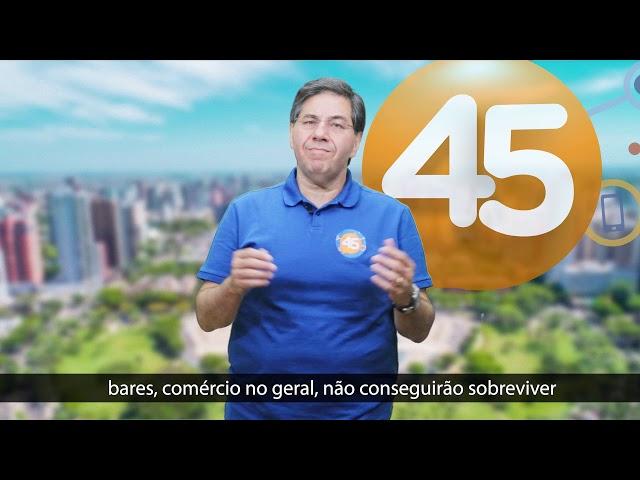 PROGRAMA ECONOMIA MARINGÁ - PSDB 45