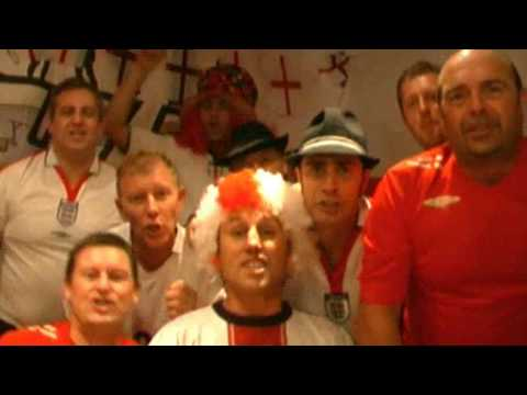 OFFICIAL ENGLAND  WORLD CUP SONG 2018 or should be - The Skatoons - The World Cup's Waiting For You