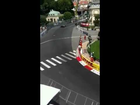 Casino Square from Hotel de Paris - Monaco F1 GP 2012