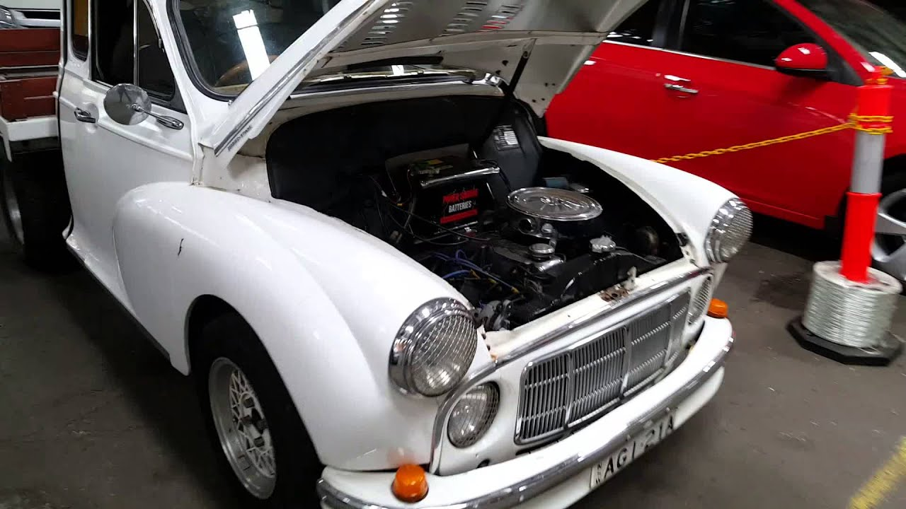 Old cars ar wholesale traders newcastle - YouTube