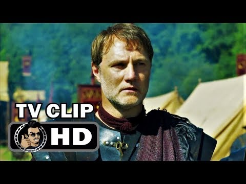 "BRITANNIA Official Clip ""Battlefield"" (HD) David Morrissey Amazon Series"