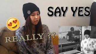 김명기 (KMK Band )  say yes _ REACTION