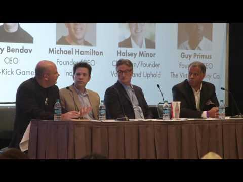 VRLA Winter Expo: Pushing the Boundaries of Mobile VR