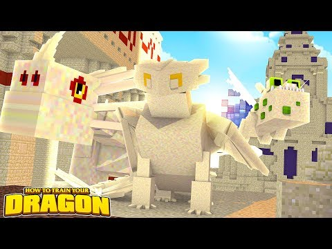 SAND DRAGONS! - How To Train Your Dragon w/TinyTurtle