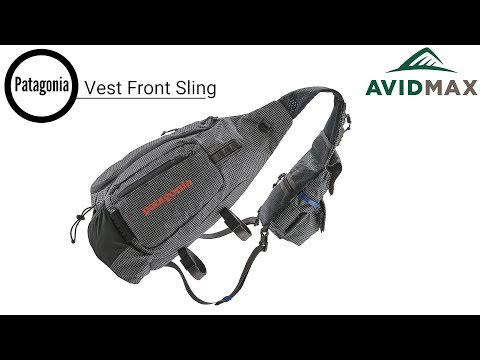 Patagonia Vest Front Sling Review | AvidMax