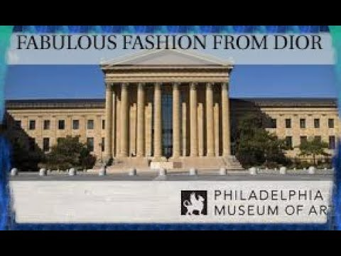 FABULOUS FASHION -  Philadelphia Art Museum | Fernando Soto ☆