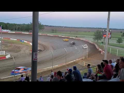 Sport Compact A feature 6/7/19 Beatrice Speedway