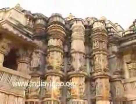 Chithraguptha Temple, Khajuraho