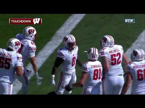 Corey Clement Gets Wisconsin