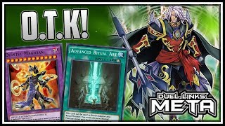 Nekroz One Turn Kill with Quintet Magician! [Yu-Gi-Oh! Duel Links]