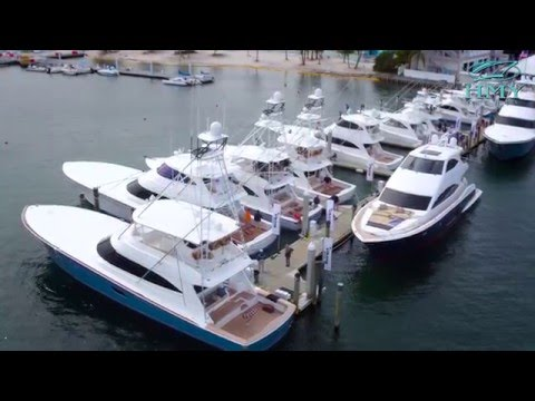 2016 Viking Yachts VIP Event - New Viking Demo Day