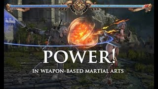 Power - How Much To Use In Weapon-Based Martial Arts?