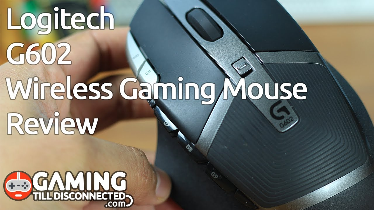 how to clean a logitech g602 mouse