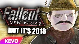 Fallout New Vegas but it