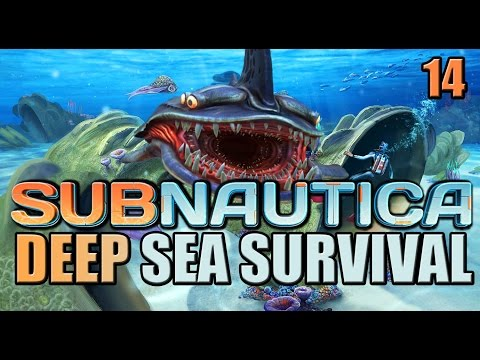 "Subnautica: Deep Sea Survival | Inside ""team effort""  #14"