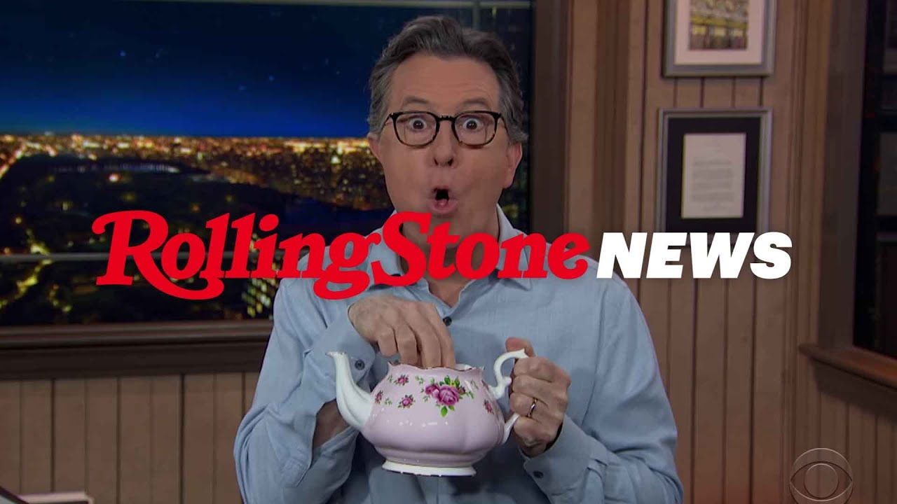 Colbert, Kimmel, Fallon Discuss Harry and Meghan's Interview With Oprah | RS News 3/9/21