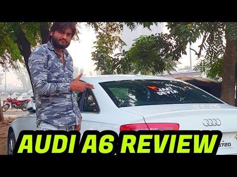 Audi A6 Review Hindi