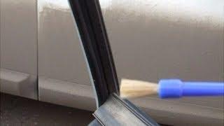 Смазка механизма стеклоподъемника, облегчение работы стеклоподъемника,