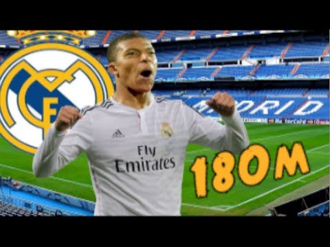 MBAPPE AU REAL MADRID POUR 180M !? ACCORD REAL - MONACO
