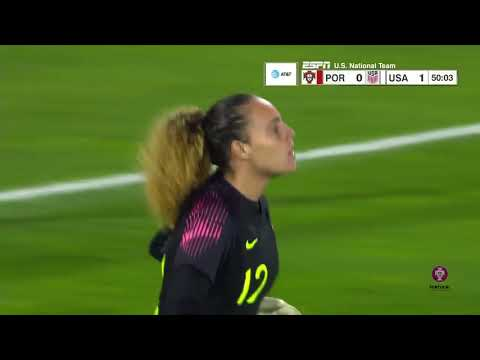 WNT vs. Portugal: Highlights - Nov. 8, 2018