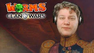 AUFSTIEG UND FALL 🎮 Worms Clan Wars