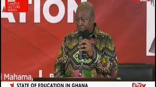 State Of Education In Ghana - News Desk on JoyNews (12-4-19)
