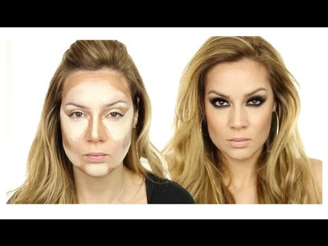 Beyoncé Inspired MakeUp Tutorial | MakeUp For A Night Out | Shonagh Scott | ShowMe MakeUp