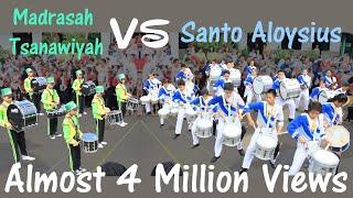 Aloysius TOP DBC vs MTs Jakarta Pusat - Battle Percussion SIMBC 2016