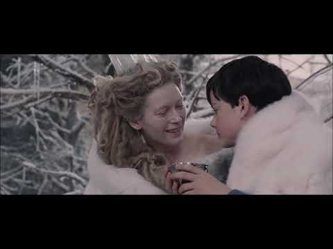 The Chronicles of Narnia - Edmund Meets The White Witch (HD)