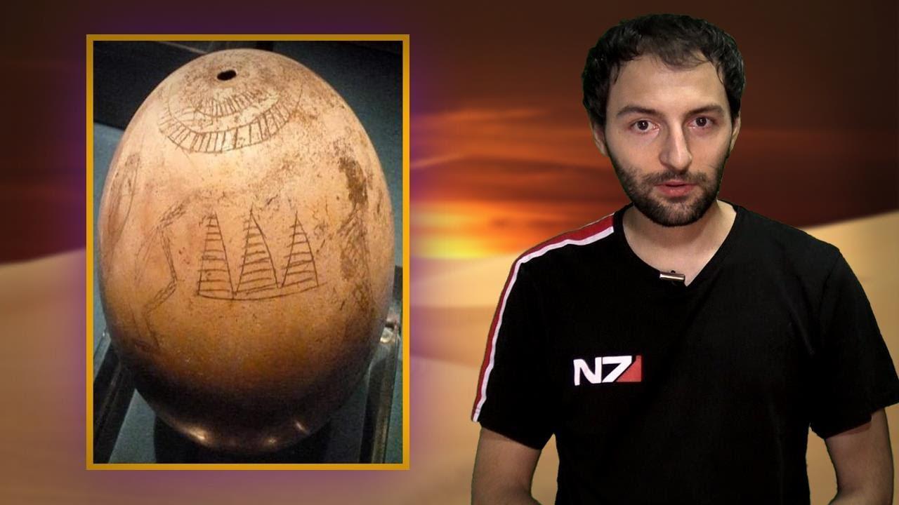 El hallazgo más INCÓMODO de toda la Historia – El huevo de Nubia