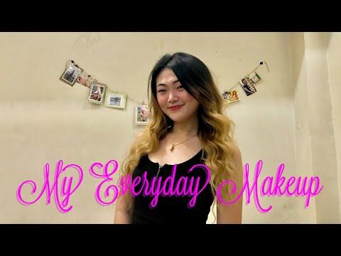 My Everyday Makeup Routine  Philippines  Valerie Cruz