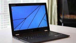 Lenovo Yoga 2 Pro Ultrabook Laptop Review