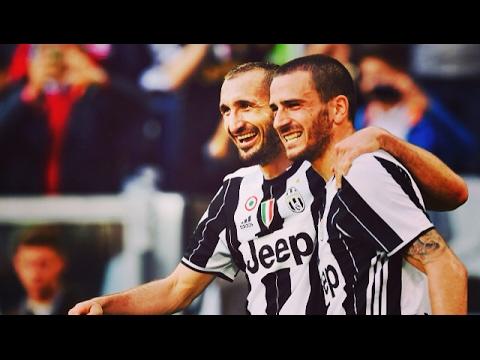 Leonardo Bonucci & Giorgio Chiellini • Amazing Defensive Skills & Goals